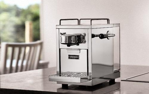 超值大全配《舒適宣》Sjostrand 工業風膠囊咖啡機 圖示介紹1