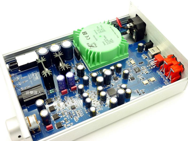 经优化分配给dac和耳机放大器电路,可提供充沛的输出能量.